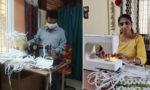 ರೈಲ್ವೆ ಸಿಬ್ಬಂದಿಯಿಂದ ಹತ್ತುಸಾವಿರ ಲೀಟರ್ ಸ್ಯಾನಿಟೈಸರ್,75000 ಮಾಸ್ಕ್ ತಯಾರಿ
