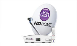 HD Set-Top Boxes D2H New Plan
