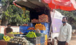 The life of street side traders is insurmountable