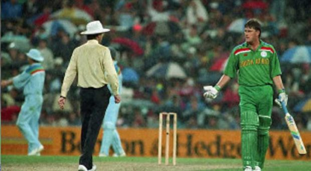 how money ruled cricket in 1992 world cup