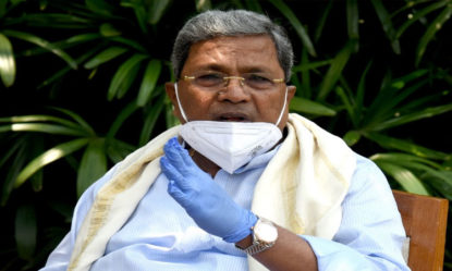 Lockdowns have snatched away the livelihoods of millions : Siddaramaiah